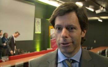 """""""Soyez innovants"""", conseille Philipp Metzger, directeur de l'OFCOM"""