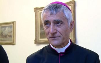 """Mgr Lovey au Vatican: """"J'ai eu beaucoup d'émotion à partager ces moments"""""""