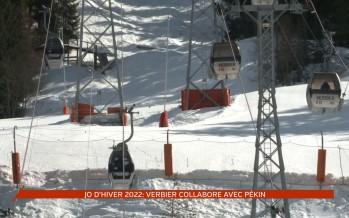 JO d'hiver 2022: Verbier collabore avec Pékin