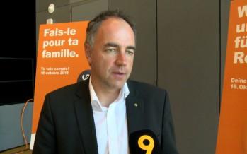 """""""Renforcer le Centre: un bien pour tout le pays!"""" dit Christophe Darbellay"""