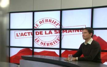 Le Débrief' de la semaine avec Renaud Vuignier
