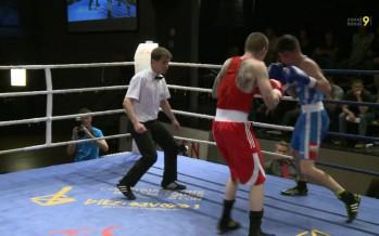 Boxe: meeting international du Châble