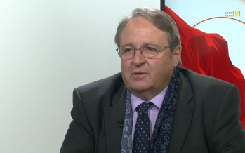 Présidence de Sion: Marcel Maurer s'arrêtera en 2016. Interview