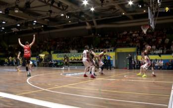 Basketball/Coupe de la ligue: victorieux hier face à Genève, le BBC Monthey joue la finale à 16h face à Fribourg!
