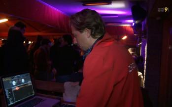 Métiers de la montagne: Tim, DJ à Crans-Montana