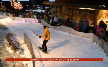 Freestyle: 4e édition de la JIB Session à Champéry