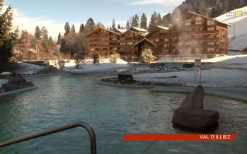 Les Bains thermaux de Val d'Illiez se lancent dans les soins paramédicaux