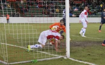 Défaite lourde de conséquences pour le FC Sion
