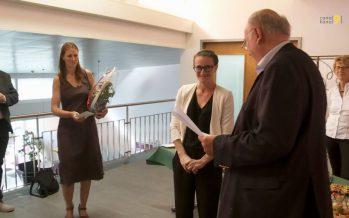 La Fondation Eben-Hézer décerne un prix au magazine de Canal9 L'ANTIDOTE