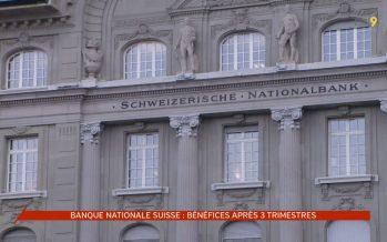 BNS: bénéfices après trois trimestres