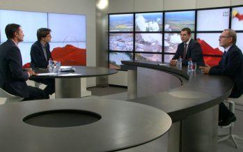 Zoom sur la présidence de Sierre: face-à-face entre Pierre Berthod et Marc-André Berclaz