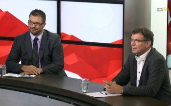 Au lendemain de l'élection des présidents de communes, analyse avec René Constantin et Jérôme Desmeules