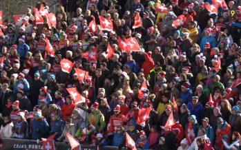 Ski alpin: retour sur 72 heures de Coupe du monde à Crans-Montana