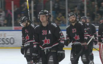 Fin de saison pour Martigny Red Ice