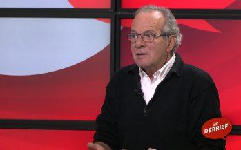 LE DÉBRIEF' de l'actualité avec Philippe Morand, comédien