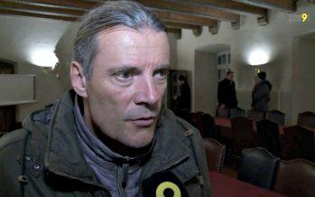 """""""Mes chances? Elles sont réelles"""", dit l'UDC Oskar Freysinger, candidat au 2e tour"""