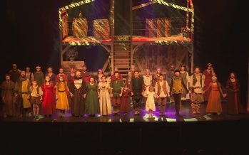 Une trentaine d'artistes au Martolet pour la comédie musicale «Guillaume Tell, la nation en héritage»