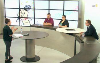 Walliwood: débat du «Parti des voix nouvelles»