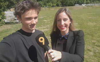 L'Interview Selfie: avec le jeune espoir du cyclisme valaisan Noé Barras