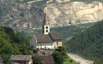 Visite guidée de l'église romane de Vex avec l'archéologue Caroline Tschanz-Branca