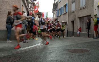 OCC: l'unique départ en Suisse pour une course de l'Ultra Trail du Mont-Blanc a eu lieu à Orsières