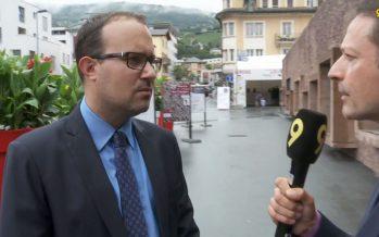 Le salon VINEA ouvre ses portes à Sierre. À sa tête, un pro du marketing et de l'événementiel, David Genolet. Interview