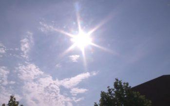 La canicule s'installe pour trois jours en Valais avec des températures jusqu'à 37 degrés à Sion