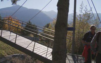 Depuis quelques années l'automne s'installe dans le calendrier des vacanciers. Exemples à Sierre et Sion