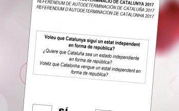 Indépendance catalane: témoignage d'un Catalan établi en Valais