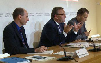 Etat du Valais: premier budget pour le nouveau conseiller d'Etat Roberto Schmidt