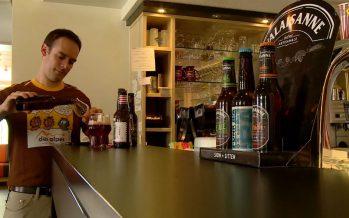 Le Haut-Valaisan Fabian Albrecht se prépare pour les Mondiaux des sommeliers de la bière à Munich