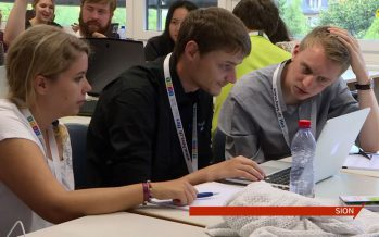 Swiss Space Summer Camp: l'EPFL et la HES-SO Valais-Wallis font avancer la recherche dans l'aéronautique spatiale