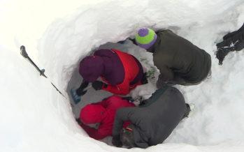 La Suisse est à la pointe dans le domaine de la recherche avalanche