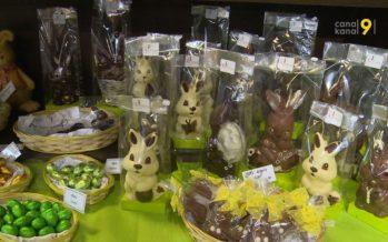 À Pâques, le chocolat est une gourmandise incontournable. Les chocolatiers s'en félicitent