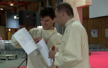 Confirmation à Martigny pour plus de 700 jeunes: à J-2,les préparatifs vont bon train