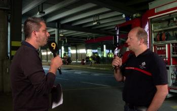 Rencontre avec un pompier du tunnel du Grand-Saint-Bernard