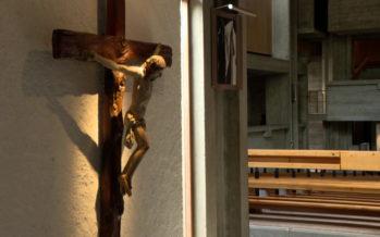 L'église de Martigny-Bourg fête ses 50 ans et profite pour rénover ce bâtiment unique en son genre en Valais