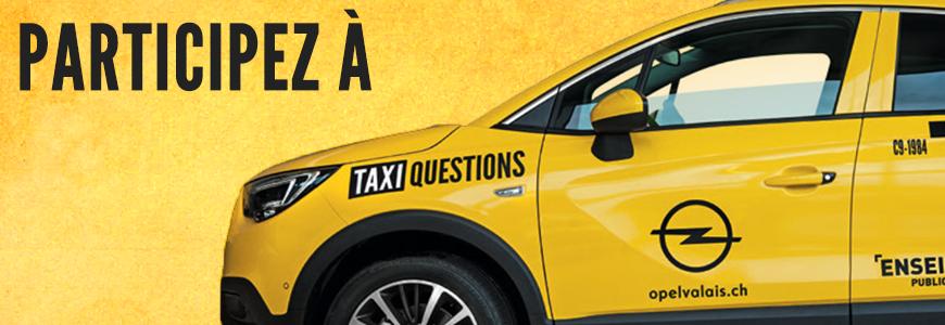 Taxi Questions