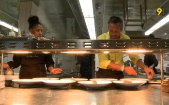 «On peut considérer la cuisine comme un sport de haut niveau», affirme le chef Pierre Crepaud