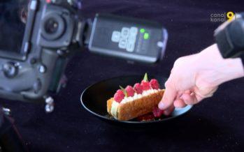 Gastronomie: «La particularité de la photographie d'assiettes, c'est de respecter au maximum la vision du chef», explique Christophe Voisin