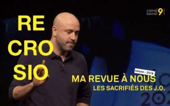 MA REVUE À NOUS saison 3 (épisode 10 sur 18): «Les sacrifiés des JO»