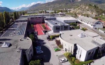 Elections: le Technopôle de Sierre, centre névralgique de la journée des résultats