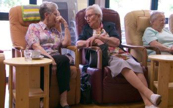 Foyers de jour: aide aux proches aidants