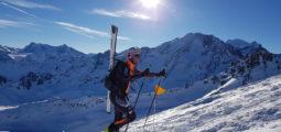 Ski-Alpinisme: un Rogneux avant les Mondiaux de Villars