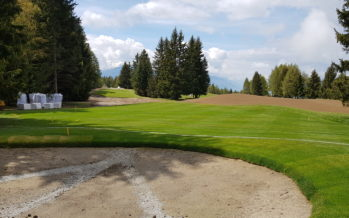 Golf: l'Open de Crans-Montana relooke son parcours