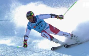 Ski alpin: Murisier et Meillard dans le top 6 à Adelboden