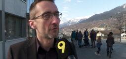 Présidence de Grimisuat: Frédéric Vuignier jette l'éponge