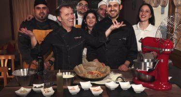 COMME UN CHEF à La pizzeria d'Octodure à Martigny