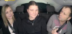 TAXI QUESTIONS – Course 91 avec Roxane et Carole Aymon de Erde