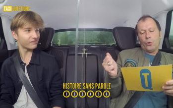 TAXI QUESTIONS – Course 110 avec Valentin Pellissier de Sion